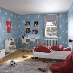 Kinderkamer Gustaf wit