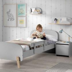 Kinderkamer Kiddy Cool Grey