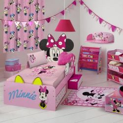 Peuterkamer Minnie Mouse