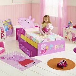 Peuterkamer Peppa Pig
