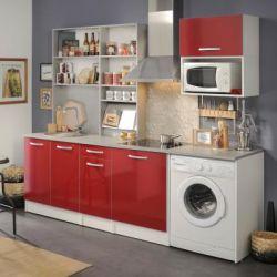 Keuken Spoon Glossy Red