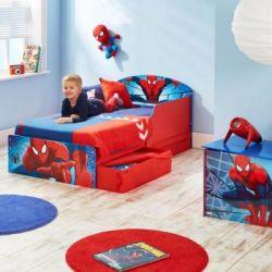 Peuterkamer Spider-Man