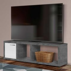 Tv-meubel Berkeley 150cm - beton