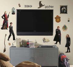 Muurstickers Harry Potter