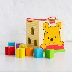 Boîte à formes Winnie l'ourson