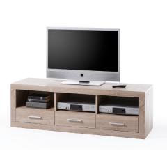 Tv-meubel Brekalo 147cm - sonoma eik