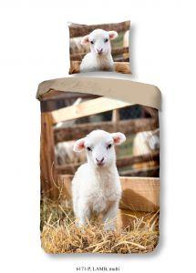 Dekbedovertrek Lamb 140x220