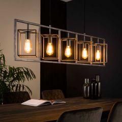 Hanglamp Thalia 5 kappen