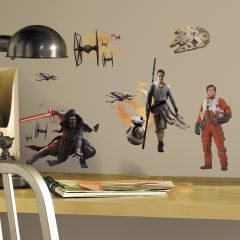 RoomMates muurstickers - Star Wars The Force Awakens