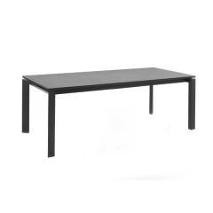 Verlengbare tuintafel Bettini 220/280 - antraciet