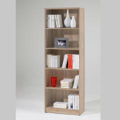 Boekenkast Brysse H172 x B60cm - sonoma eik