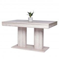 Table à manger extensible Heidelberg 140/220 - chêne sorrento