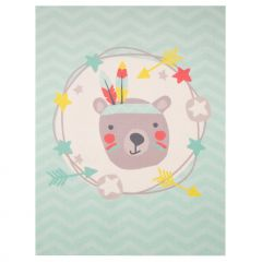 Tapis enfant Feather Bear