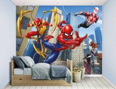 Kinderbehang Spider-Man