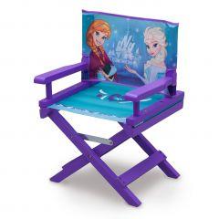 Chaise metteur en scène La Reine des Neiges