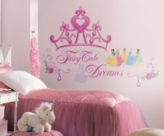 RoomMates stickers muraux - Disney Princess Couronne