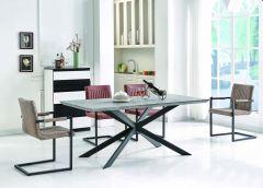 Table à manger Els 180x90 - béton