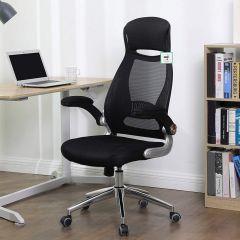 Chaise de bureau Xavi - noir