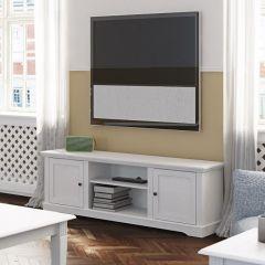 Tv-meubel Verner 160cm - wit