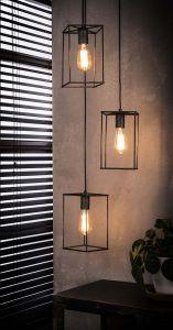 Hanglamp Cubic 3 lampen