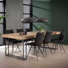 Table à manger Teca 300x100