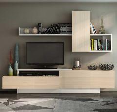 Tv-meubel Cosmit - es/wit