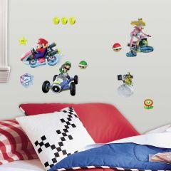 Muurstickers Nintendo Mario Kart 8