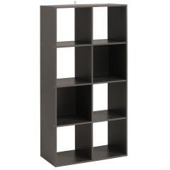 Armoire colonne Cubicub avec 8 niches - gris