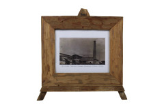 Fotolijst - large - 43x36 cm - teak