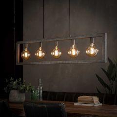Hanglamp Tess 5 lampen