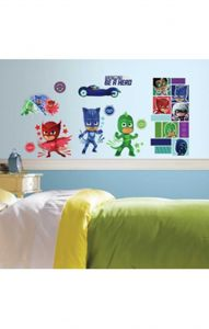 RoomMates muurstickers PJ Masks