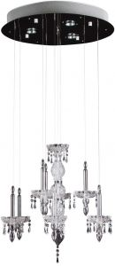 Suspension Ghostly Candle Ø60cm - 3x50w GU10