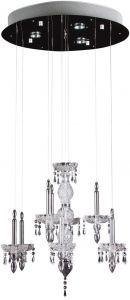 Hanglamp Ghostly Candle Ø60cm - 3x50w GU10