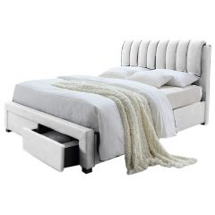 Bed Bedoni 160x200 - wit
