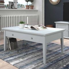 Table basse Morgane - gris