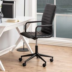 Chaise de bureau Windsor - noir
