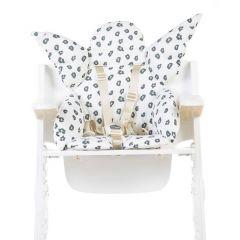 Coussin de chaise ange - léopard
