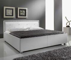 Lit MyLife modèle 1 180x200cm - blanc