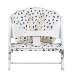 Coussin réducteur pour chaise évolutive - léopard