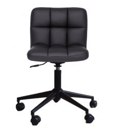 Chaise de bureau Confort - noir