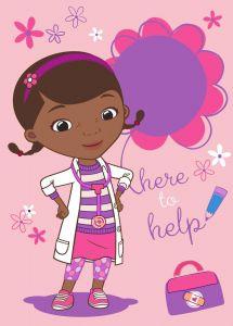 Tapis Docteur La Peluche - Here to help