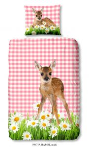 Dekbedovertrek Bambi 140x220