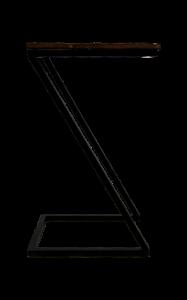 Table d'appoint Taylor - naturel / noir