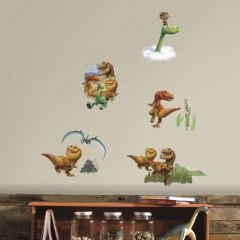 RoomMates muurstickers - De Goede Dinosaurus