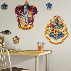 Stickers muraux Harry Potter Hogwarts Crest