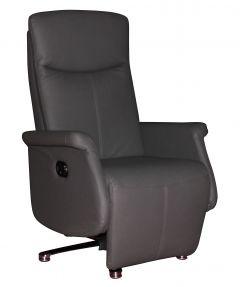 Relaxzetel Kiwi - grijs
