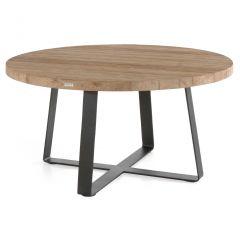 Table de jardin Margarite Ø130