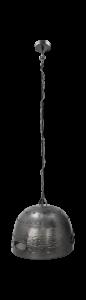 Suspension Boulon - ø40 cm - gris