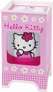 Tafellamp Hello Kitty met ledlamp
