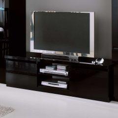 Tv-meubel Roma 150cm - zwart